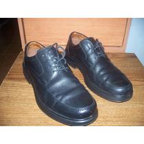 Zapatos Caballero Marca Flexi Mod. 70303 Color Negro #25.5