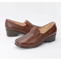 Zapato Doble Ancho De Pie Con Plantilla Acojinada 22 Al 28.