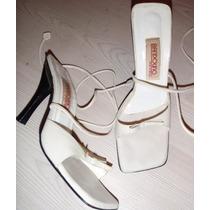Zapatos Dama De Piel 5 Nude