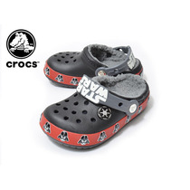 Crocs Star Wars Darth Vader Sandalias Pantuflas Brillan En L