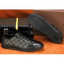Calzado Casual Para Caballero, Gucci, Luis Vuitton