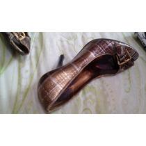 Zapatos Para Chiquitas Via Imagina Talla 3,5