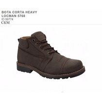 Bota Corta Heavy Locman 5768