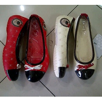 Hello Kitty Flats Sandalia Crocs Hello Kitty Mujer Dama