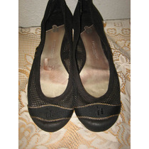 Flats Valerinas Zapatos Isabel Toledo For Payless 6.5cm