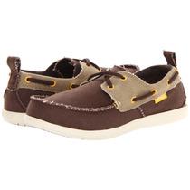 Crocs Walu Canvas Deck Shoe #30