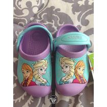 Crocs De Frozen Originales