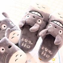 Pantuflas De Totoro
