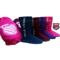 Botas Para Dama Invierno Frio K-swiss Varios Diseños Colores