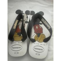Sandalias Havaianas Niño Mickey Mouse