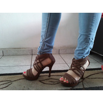 Hermosas Sandalias De Tacon Yaeli Fashion