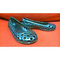 Tiernísimos Zapatos Flats Plástico Baby Gap No. 14 Nuevos