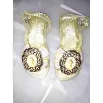 Zapatillas Princesa Disney Store Flats Princesa Bella-bestia