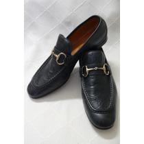 Zapatos Gucci 10 E Mex. Originales