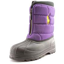 Polo Ralph Lauren Vancouver Zip Boot Invierno Sintético