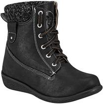 Botas Jeans Shoes 34364 Negro Niña Oi