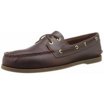 Zapatos Hombre Marca Sperry Piel Originales Talla 27 Mex