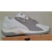 Oakley Zapatos Snake Belly Low White/grey 29.5 Mx 11 Usa