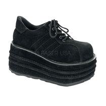 Zapatos De Plataforma Cybergoth Marca Demonia Tempo-08
