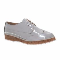 Zapatos Charol Oxford Bostoneanos Tipo Tenis A Msi