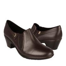 Vicenza Zapatos Dama Botas 5058 Piel Cafe