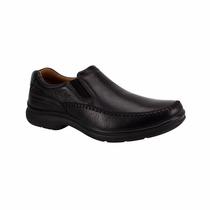 Zapato Mocasín Flexi 6890, De Piel, Casuales, ¡envío Gratis!