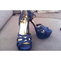 Zapatos Tacon Super Alto