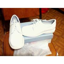 Zapato Flexi Medico Blanco