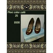 Zapatos Flexi Café