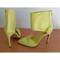 Zapatilla Verde Limòn,