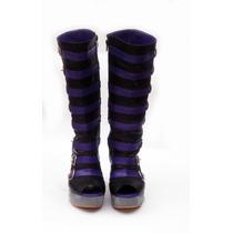 Clawdeen Monster High Calzado Para Disfraz Para Show.