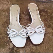 Zapatos Dama # 5 Blancos Stilo Retro,antro,hipie,rock,sexy