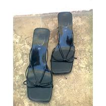 Zapatos Dama Negros # 5 Stilo Retro,antro,hipie,rock,sexy