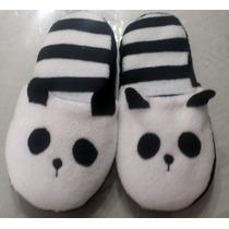 Pantuflas Pet&flat Panda Grande
