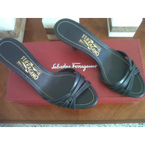 Zapatillas Salvatore Ferragamo Originales Made In Italy T.4