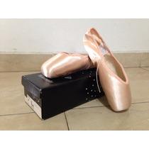 Zapatillas De Ballet Punta Capezio Odette Ii