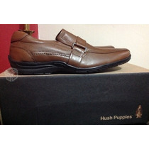 Hush Puppies Zapato Casual Como Sperry Mocasin Escolar. Piel