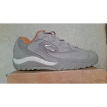 Oakley Zapatos Radar Grey/orange 28.5 Mx 11.5 Usa