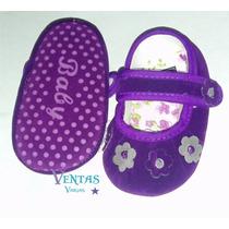 Zapatos Bebe Niña Flores Princesa Zapatito