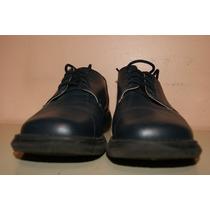 Zapatos Para Niño O Niña,color Azul Marca Audaz,escolares