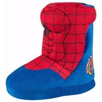 Pantuflas Infantil Marca Spiderman 14 - 20 148379 Y2