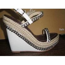 Zapatos Wedges Chrsitian Louboutin