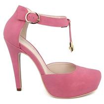 Zapatos Rosas Andrea 2229164 Tacón 12cm