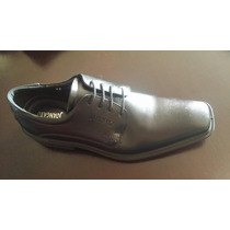 Zapato De Vestir 100% Piel Genuina