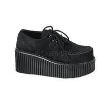 Zapatos Para Dama Marca Demonia De Gamusa Creeper-202