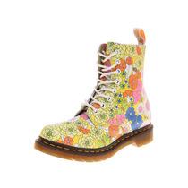 Dr. Martens - Bota Pascal Floral - Multicolor - R13512701