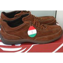 Zapato Marca Lion Hecho En Italia Importados Talla 6 Y 8 Mex