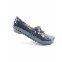 Zapato Escolar Para Niña 0223va172212012