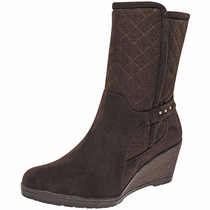 Botin Lady Paulina 90804 Cafe Tacon 7 Oi