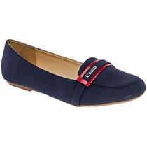 Zapatos Ferrioni P3802mr Marino Rojo Pv